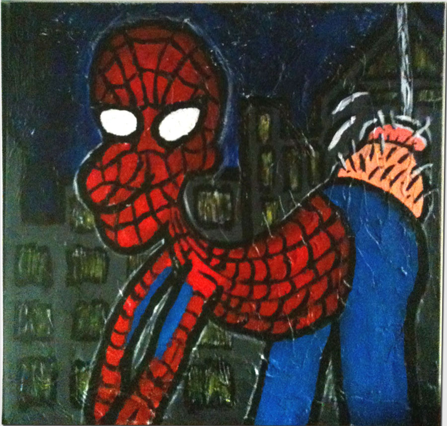 A.C.S.M. (Anatomically Correct SpiderMan)