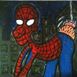 spidey painting 1