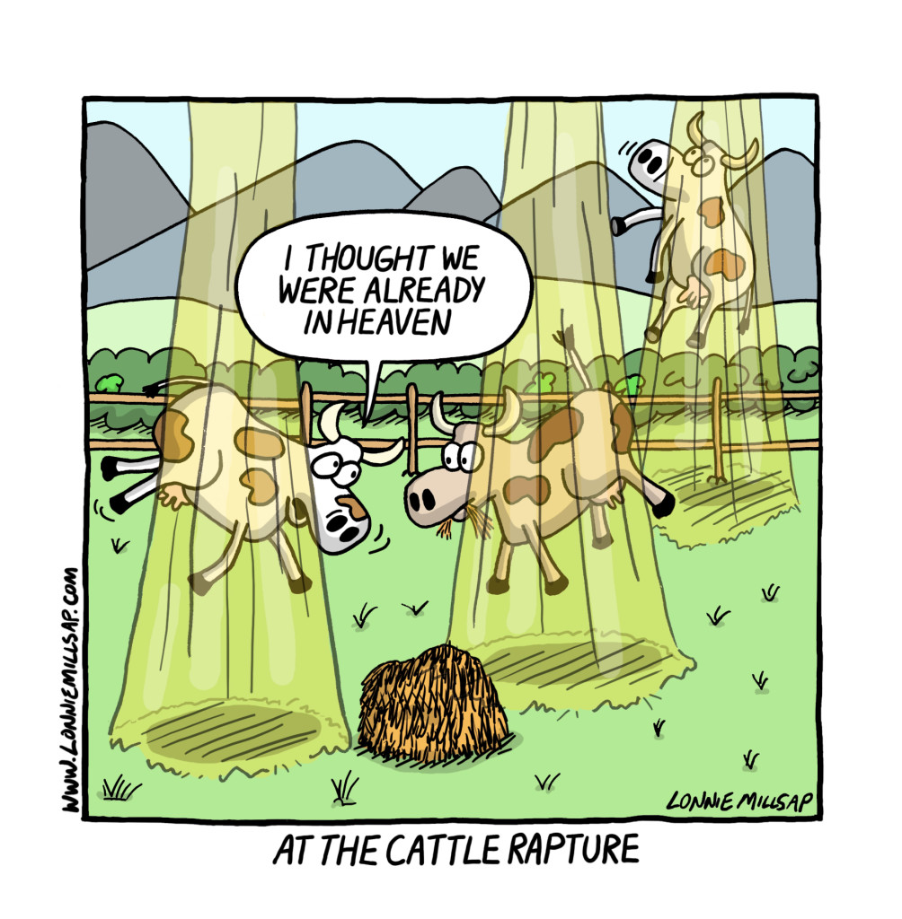 cow rapture color